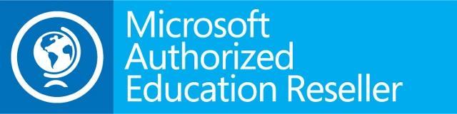 Certyfikat Microsoft AER (oprogramowanie dla celów akademickich)<border=